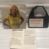 Vintage Apple UNDERWARE Image Transfer Printing Cartridge - Macintosh - 1984 NOS