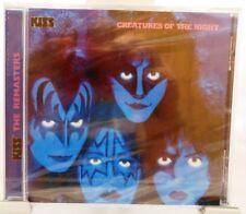 KISS + CD + Creatures Of The Night + Tolles Album mit 9 starken Rock Songs +