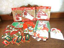 Vintage Christmas Tags / Stickers