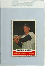 1961 Bazooka #5 of 36 Roger Maris Yankees Nm/Mt or better