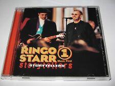 RINGO STARR : VH1 STORYTELLERS (1998) RARE LIVE IMPORT CD   14 Tracks   Mercury