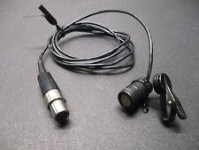Shure 183 Lavalier Condenser Microphone