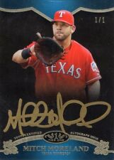 "MITCH MORELAND 2012 TOPPS TIER ONE ""ON THE RISE"" GOLD INK SP AUTO 1/1!"