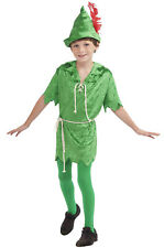 Brand New Peter Pan Boys Child Costume (Large)