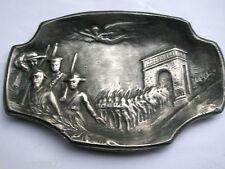Superbe vide poche Militaire ,L'arc de triomphe de l'Étoile Paris