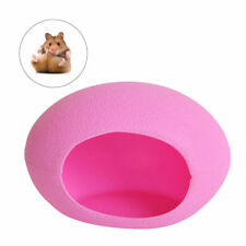 Hamster House Nest  Plastic Summer Cool Home Room Rat Mice Mouse Pet Toy Cage