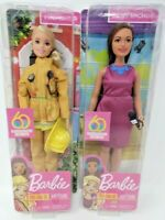 BARBIE Career You Can Be Anything 60TH Anniversary Firefighter News Anchor Doll