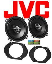 JVC Lautsprecher für MAZDA 626  1992 - 2002 Türen vorne 250 WATT  BOXEN SET 13cm