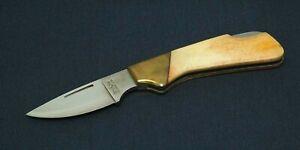 Kershaw 2120 Macho Lockback Folding Knife New in old stock
