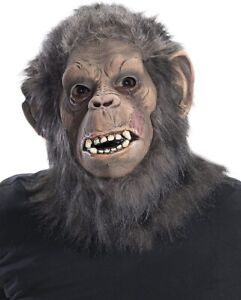Men's Dawn Of The Planet Of The Apes Adult Deluxe Koba Mask