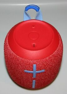 Ultimate Ears WONDERBOOM 2 Wireless Speaker - Red - by Logitech
