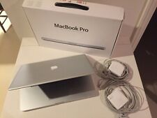 "Apple Macbook Pro 2011 17"" Matt 16 Go 500 Go SSD boxed Comme neuf condition Bundle"