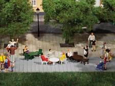 Auhagen 42647 Spur H0 / TT,  Gartentische, Gartenstühle #NEU in OVP#