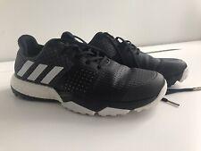 Adidas Golf Men's Adipower Sport Boost 3 Shoes - Black/White Sz 9