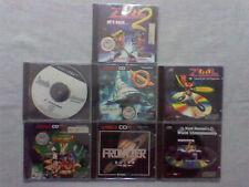 Lot GAMES 5 sealed COMMODORE AMIGA CD32 Rare!