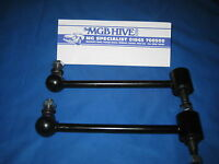 PAIR MG NEW MGB ROADSTER GT REAR SHOCK ABSORBER LINK ARMS 1962 -1974 cb80 ***X1C