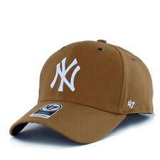 New York Yankees 47 Brand Carhartt Hat Mens Baseball Runner Dad Cap Cotton OSFA