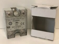 NEW IN BOX CROUZET 10A 3-32VDC SOLID STATE RELAY 84137850