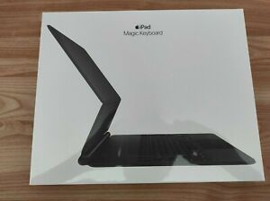 APPLE MXQU2D/A Magic Keyboard Tastatur Schwarz Ipad NEU OVP