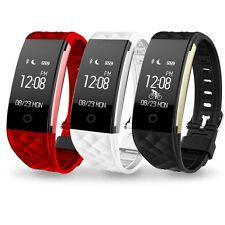 Smart Heart Rate Monitor Sport Tracker Watch Fitness Pedometer Bracelet Smart