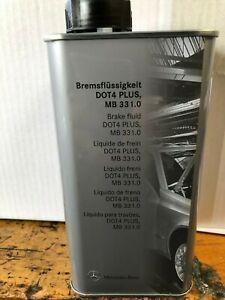 "Original Mercedes-Benz Bremsflüssigkeit DOT4 Plus 1L Daimler AG ""neu"""