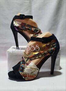 HERMES Stiletto Heels Pumps Shoes Size 36