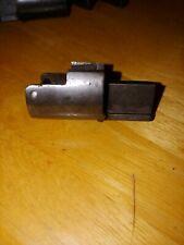 Remington rolling block rifle bayonet lug end cap # 5 with screw