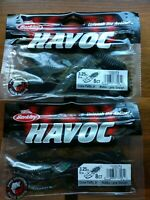 "Lot of 16 ct Berkley 3.25""  Havoc Louisiana Bug Craw Fatty Jr"