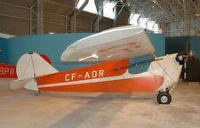 Aeronca C-2 American Ultralight Monoplane Mahogany Wood Mode Large New