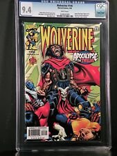 WOLVERINE #146 CGC 9.4 NM Wolverine  as Death  The APOCALYPSE