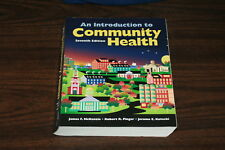 An Introduction to Community Health McKenzie, Pinger, Kotecki 2012 Softcover