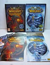 World of Warcraft: Cataclysm Pack De Expansión + Paquete de Wrath of the Lich King