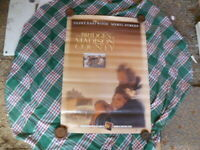 THE BRIDGES OF MADISON COUNTY   1  SHEET MOVIE POSTER AUST