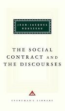 The Social Contract and the Discourses Vol. 162 by Jean-Jacques Rousseau...