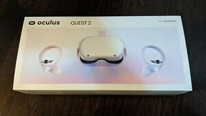 Oculus Quest 2 64GB All-in-One VR Headset - White - Excellent Condition