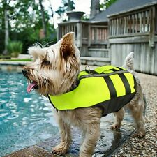 Reflective Dog Life Vest Pet Life Jacket Dog Safety Clothes Dogs Swimwear