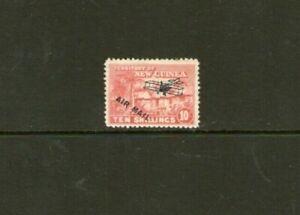 New Guinea Village Hut 10/- Stamp