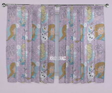Frozen Children's Curtains for Girls
