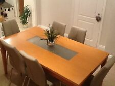 Beech Up to 8 Seats Kitchen & Dining Tables