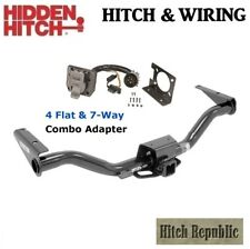 FITS 2015-2019 CHEVY COLORADO w TOW,  6K TRAILER HITCH & 7/4 COMBO WIRING  87675