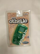 RADICA Othello Pocket Electronic Handheld Game Green 1999 New