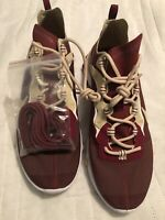 Men's Nike React Element 55 Florida State FSU Seminoles Shoes CK4838 600 Sz 11