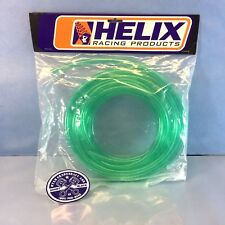 "NEW HELIX GREEN FUEL LINE HOSE 1/4"" PRE-CUT TO 25 FT KAWASAKI HONDA SUZUKI KTM"