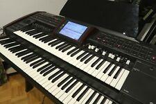 Abacus Duo - zweimanualige Orgel - Top-Keyboard von Wersi (kein Versand)