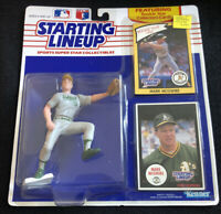 1990 STARTING LINEUP SLU MLB MARK McGWIRE OAKLAND ATHLETICS SEALED