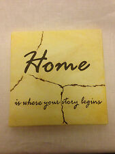 Home Hanging PLAQUE