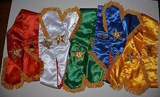 Masonic Order of Eastern Star OES complete Sash Set -Set of 5 sashes