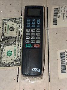 Neuf 1993 OKI 1230 Rechange Main Set Portable Récepteur Parler Dial Fait Aux USA