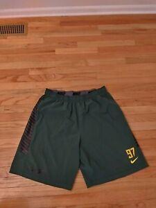 Jalen Jelks Oregon Ducks NCAA Nike Team Issued Used Practice Shorts XL
