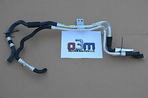 Chevrolet Camaro Pontiac Firebird 5.7L Heater Inlet Outlet Hose new OEM 10261147